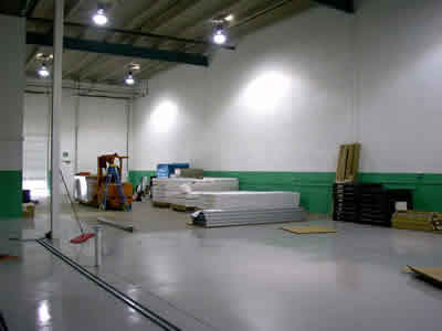 Hardwall Cleanroom Construction